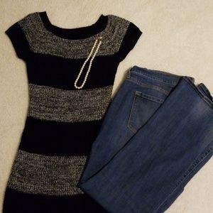 Medium stripped sweater